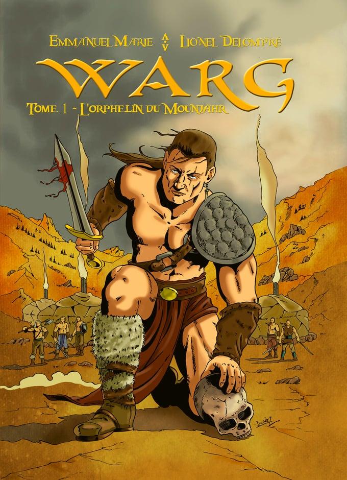 Couverture warg