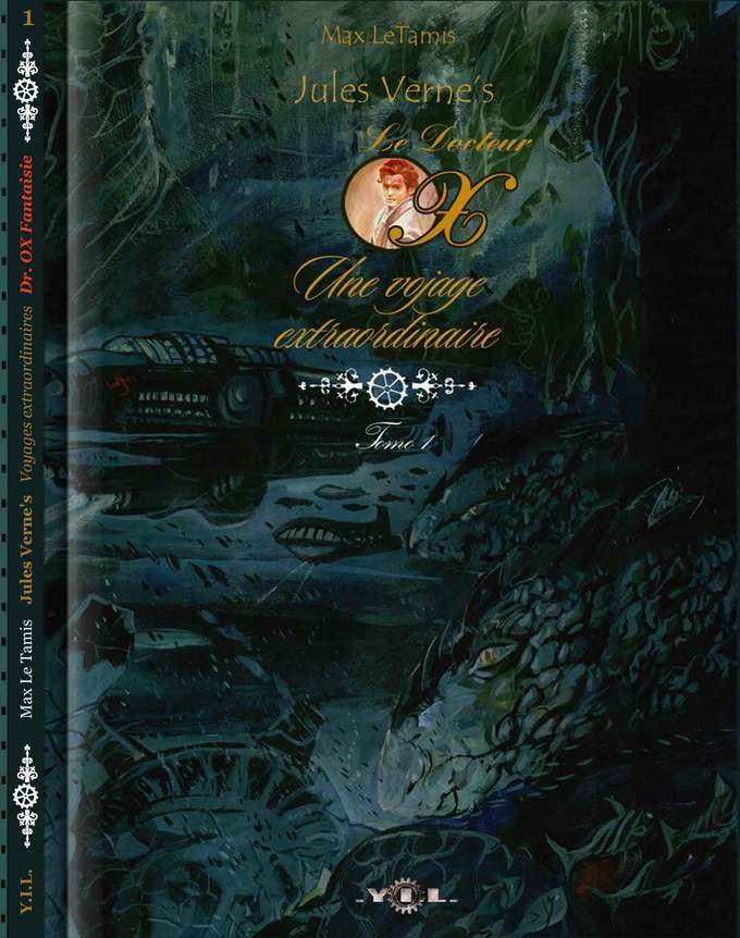 Jules Verne, le Docteur OX