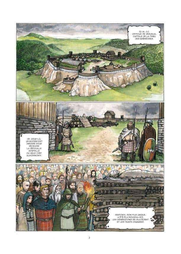 Autre histoire Gallo-Romaine : VINDICTA VINDICTA-TOME-1-VAE-VICTIS-p1