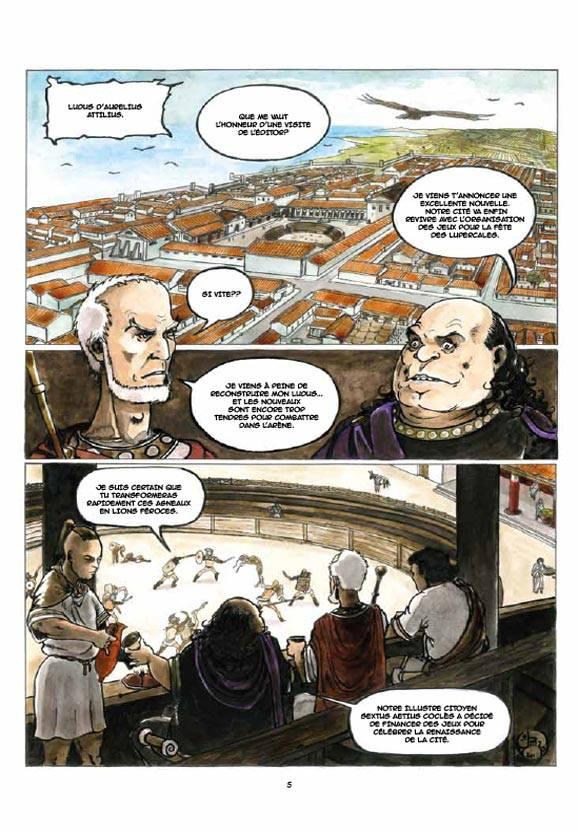 Autre histoire Gallo-Romaine : VINDICTA 67533371_2599761546737730_4629147225149145088_n
